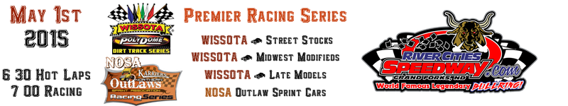 River Cities Speedway Racing Schedule