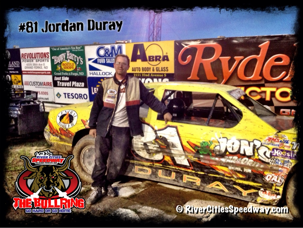 #81 Jordan Duray of Halma MN