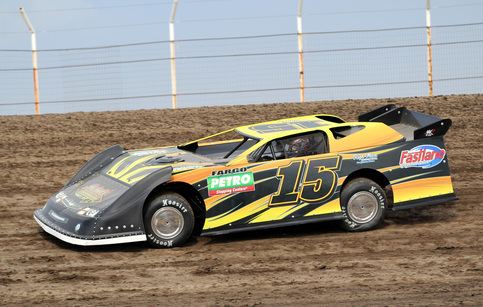 Donny Schatz Late Model Race Car - River Cities Speedway