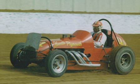 Don Mack at River Cities Grand Forks Speedway