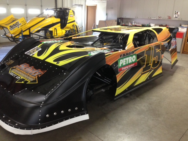 Donny Schatz NEW Late Model