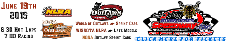 World of Outlaws 2015 Schedule