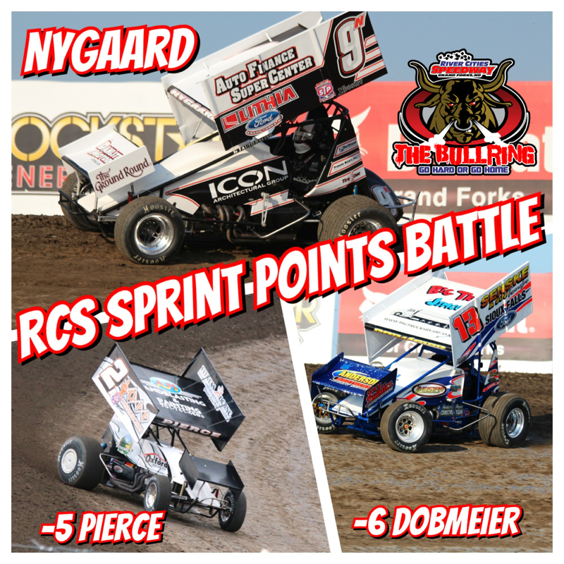 Outlaw Sprint Car Points Battle Heats up at River Cities Speedway